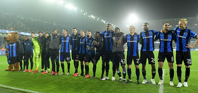 Foto: 'Bod van 16 miljoen euro onderweg naar Club Brugge'