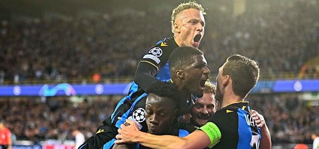 Foto: Smaakmaker Club Brugge verbaast Europa: