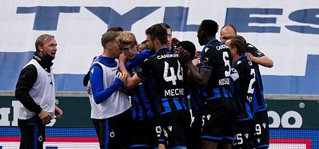 Foto: 'Club Brugge wil met target Anderlecht aan de haal'