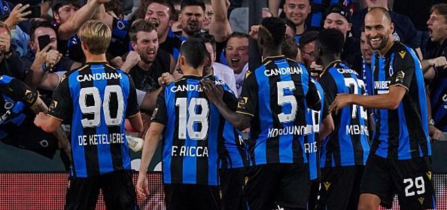 Foto: 'Club Brugge nadert miljoenenaanwinst: target hamert op transfer'
