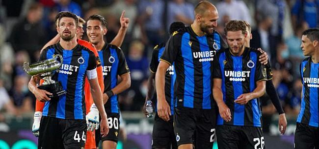 Foto: Volgende Club Brugge-transfer voor '90 procent' rond