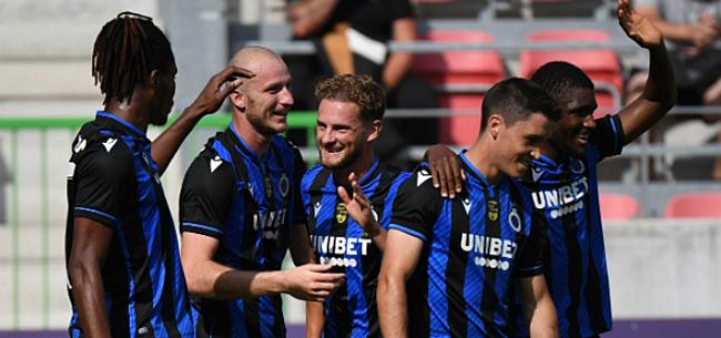 Foto: 'Club Brugge andermaal gelinkt aan Rode Duivel'