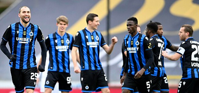 Foto: 'Club Brugge nog steeds in de running voor deal met Man Utd'