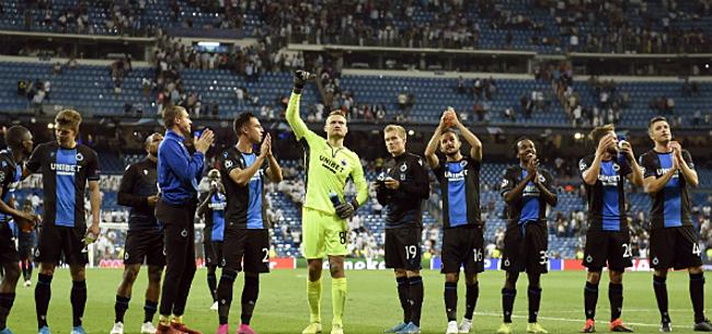 Foto: 'Fenerbahce richt vizier op aanvaller Club Brugge'