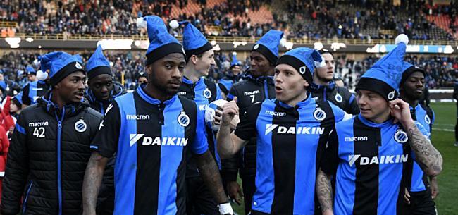 Foto: Club Brugge kondigt eerste oefenwedstrijd aan