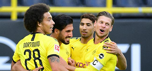 Foto: Jeugd bezorgt Dortmund vlotte zege, domper voor Hazard