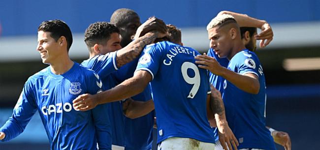 Foto: Everton pakt leidersplaats na pak slaag aan West Brom