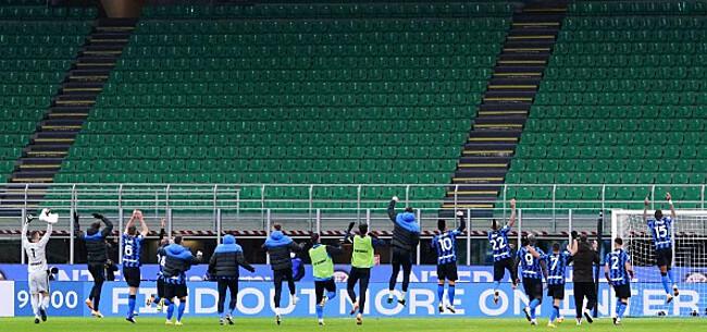 Foto: 'Inter drukt door voor tweede grote zomeraanwinst'
