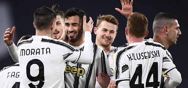 Foto: 'Juventus meldt zich in Madrid voor bijzondere ruildeal'