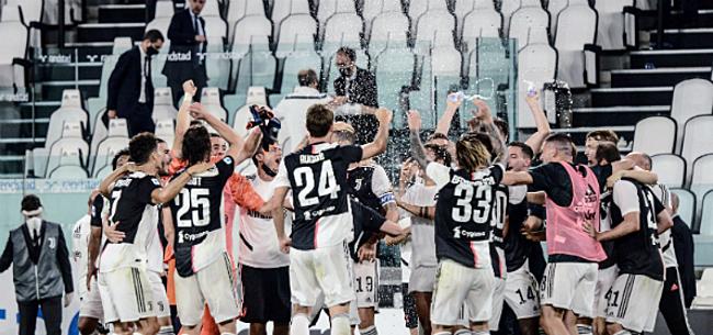 Foto: 'Juventus wil schoktransfer afsluiten in Milaan'