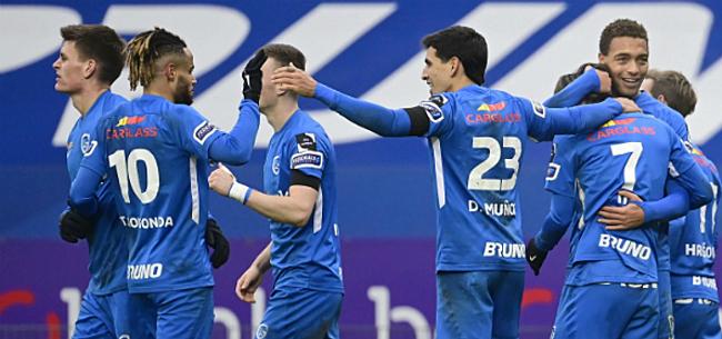 Foto: Genk meldt grote verrassing in wedstrijdselectie