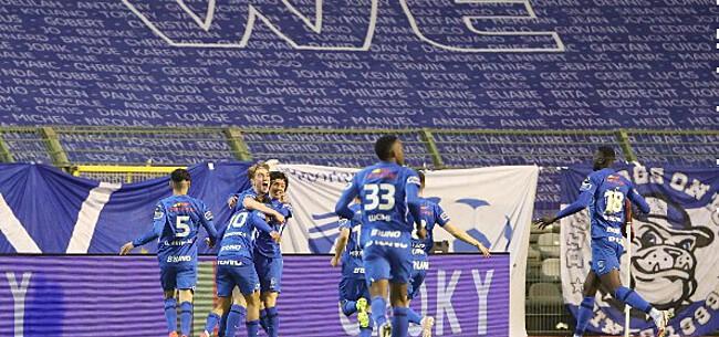 Foto: 'Genk meldt zich bij Schalke 04 voor straffe transfer'
