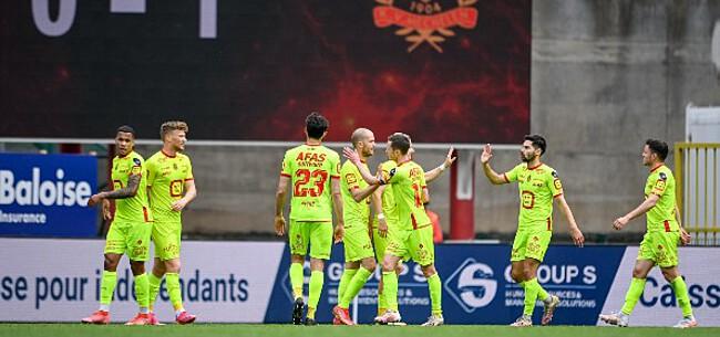 Foto: KVM pakt leiding in Europe Play-Offs na zege op Standard