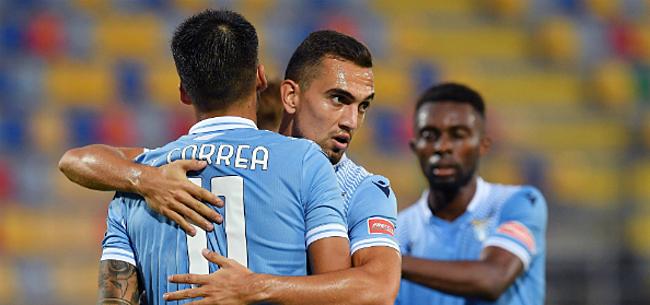 Foto: Lazio trekt met vertrouwen naar Brugge na nieuwe zege