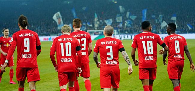 Foto: Bundesliga: RB Leipzig behoudt waterkans op titel na winst