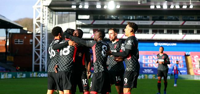 Foto: Liverpool haalt verschroeiend uit: 0-7 op Crystal Palace