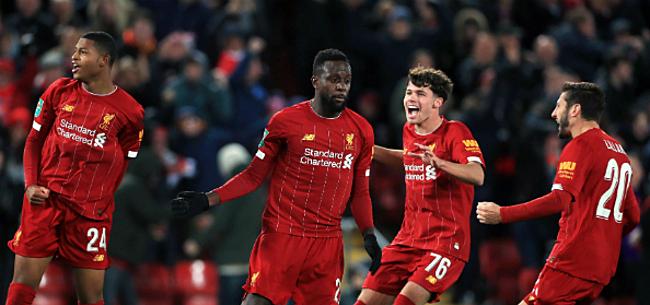 Foto: Absurde situatie bij Liverpool: twee matchen in 24 uur