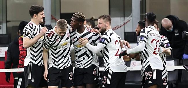 Foto: 'Man Utd pakt uit met verrassende rentree aanvaller'