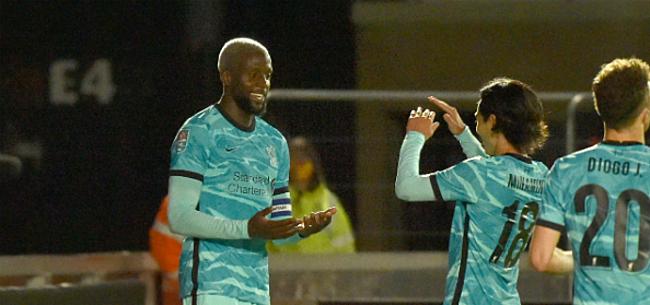 Foto: Origi helpt Liverpool aan monsterzege, City moet zwoegen