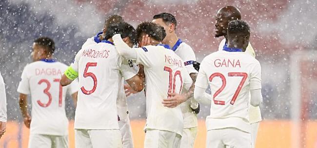 Foto: PSG neemt revanche en knikkert Bayern uit CL, Chelsea houdt stand