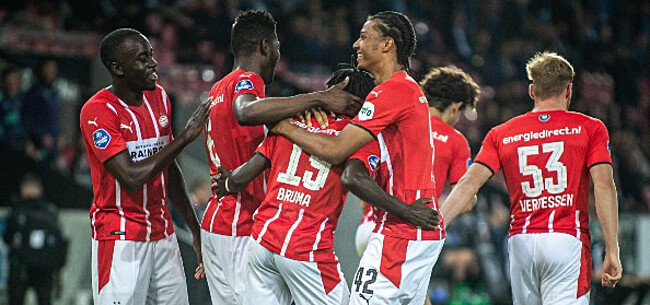 Foto: PSV schotelt Belgisch talent contractverlenging voor