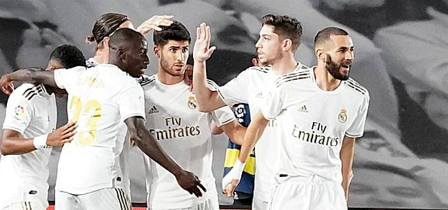 Foto: Real heeft late penalty nodig voor eerste zege van het seizoen