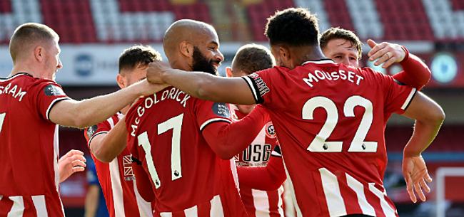 Foto: Sheffield United boekt eerste seizoenszege in de Premier League