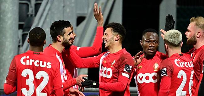 Foto: PSG-talent waagt zijn kans bij Standard