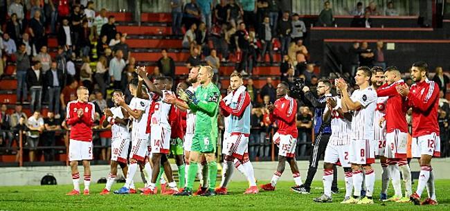Foto: 'Uitblinker Standard dicht bij selectie Rode Duivels'