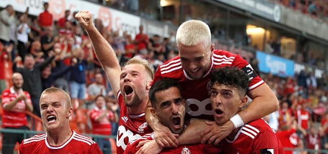 Foto: Standard heeft 'nieuwe Robben' beet