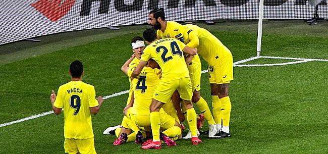 Foto: Villarreal wint Europa League na penalty-drama De Gea