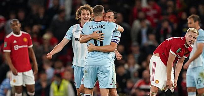 Foto: West Ham schakelt United uit, Chelsea en Spurs vieren na penalty's