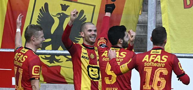 Foto: Nakende transfer KV Mechelen bevestigd door coach