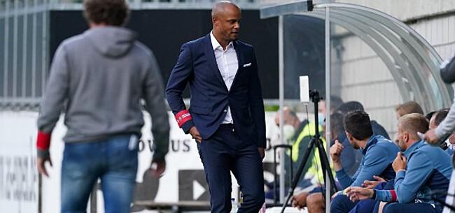 Foto: 'Anderlecht ziet plan met Zirkzee mislukken'