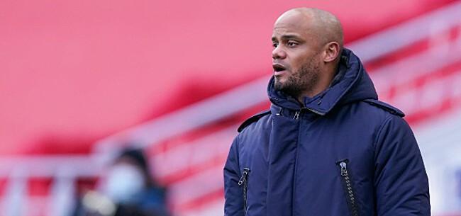 Foto: Kompany verkoos Anderlecht boven 2 andere aanbiedingen