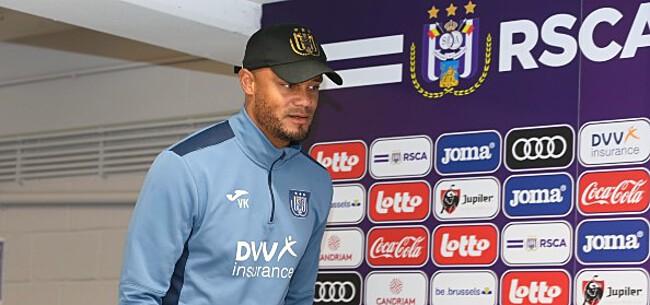 Foto: 'Anderlecht beslist over nieuwe assistent'