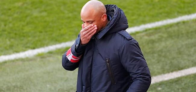 Foto: Anderlecht onder druk gezet: