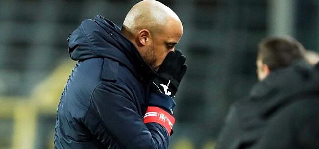 Foto: Kompany geeft tactisch plan vrij voor Antwerp-clash