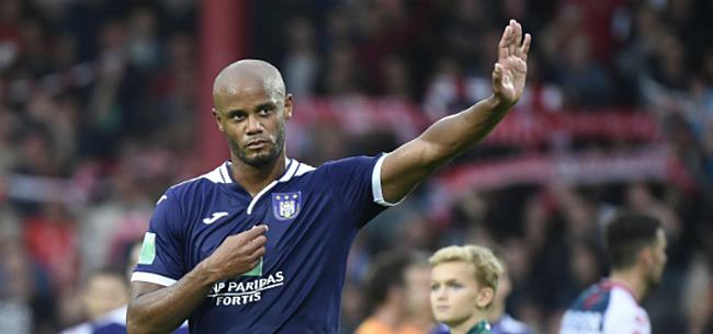 Foto: Kompany legt uit waarom hij Man City verliet voor Anderlecht