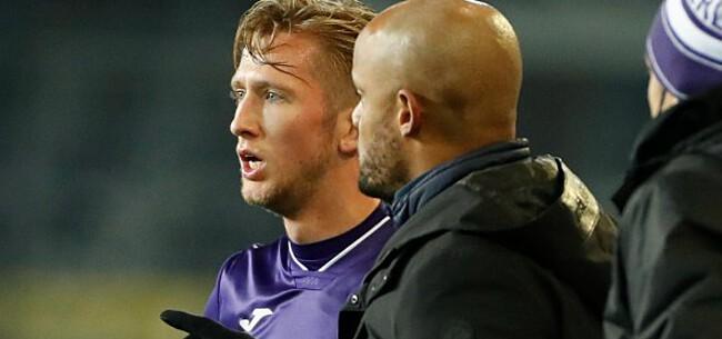 Foto: 'Anderlecht zet deur open voor transfer Vlap'