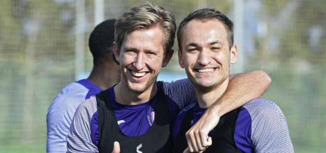 Foto: 'Pech voor Anderlecht: middenvelder keert terug in de zomer'