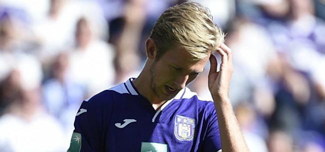 Foto: Doemscenario dreigt voor Anderlecht: