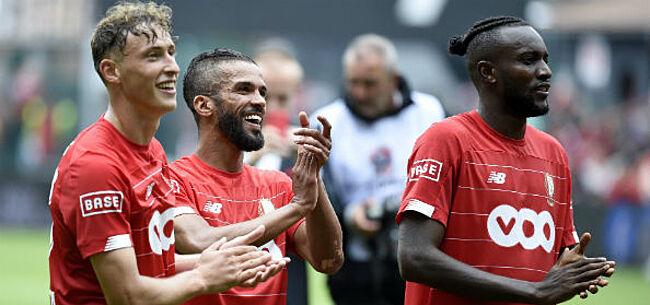 Foto: 'Standard weigert bod Atalanta, andere club biedt 5 miljoen euro'