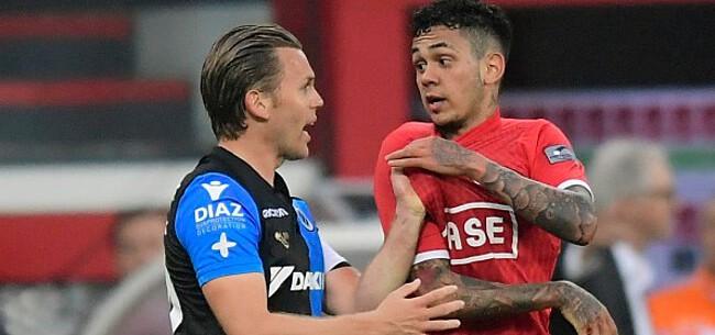 Foto: 'Club Brugge lijkt Edmilson te mogen vergeten'