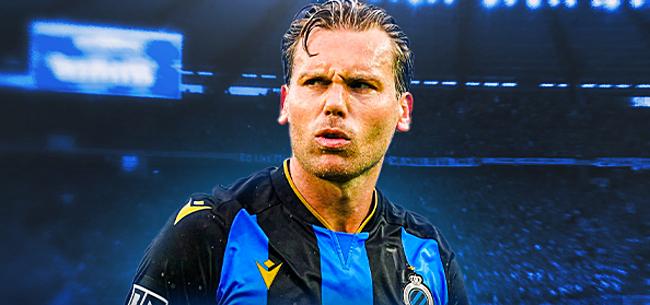Foto: Vormer krijgt ultiem genadeschot bij Club Brugge