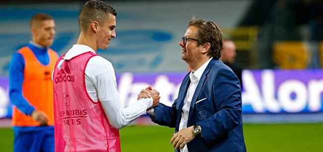 Foto: 'Nieuwe Vranjes? Anderlecht haalt hevig baasje in huis'