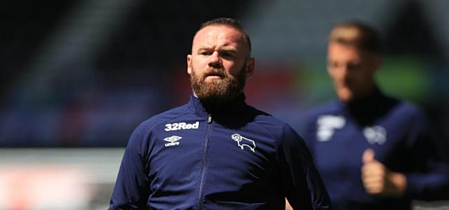Foto: Rooney gek van Rode Duivel:
