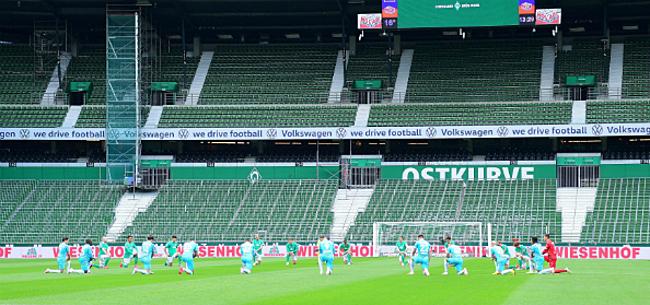 Foto: Bundesliga: clean-sheet Casteels duwt Werder nog dieper in de put