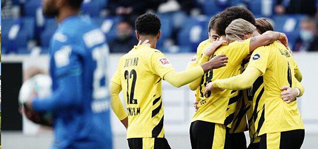 Foto: Dortmund en RB Leipzig pakken uitzege