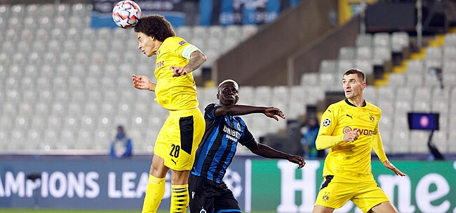 Foto: Verbluffende Witsel troeft iedereen af in Champions League